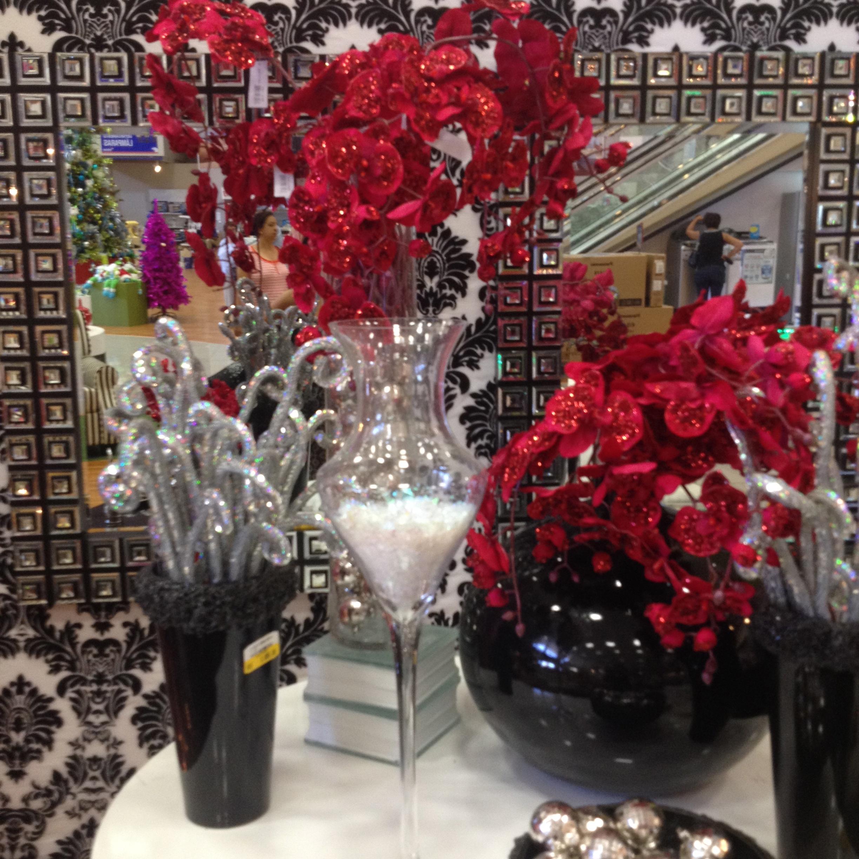 Tendencias navide as decoremos con kiki - Decoracion de vitrinas ...