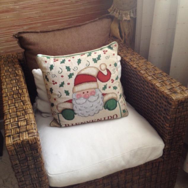 Decoracion navide a decoremos con kiki - Cojines de navidad ...