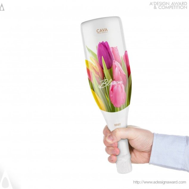 Blossom Cava by Packlab