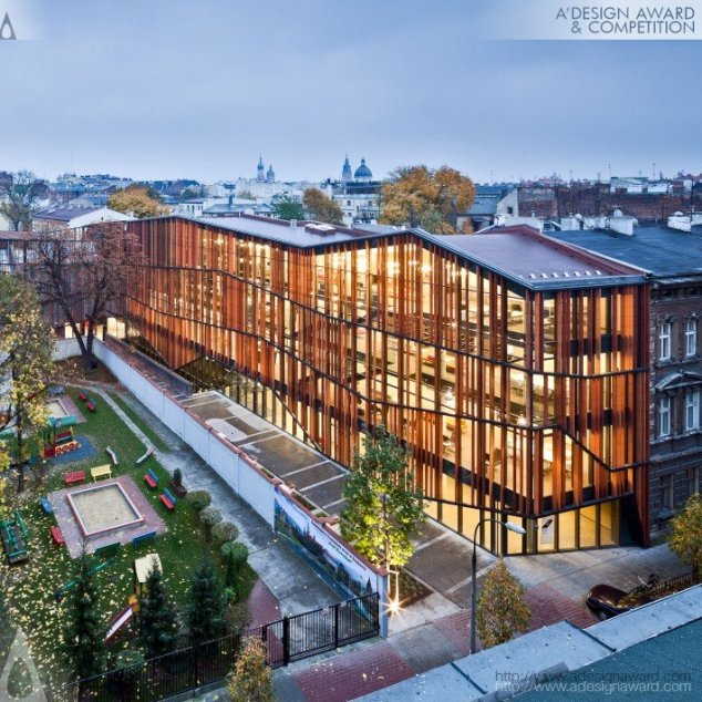 Malopolska Garden of Arts by Ingarden & Ew++ Architects Ltd